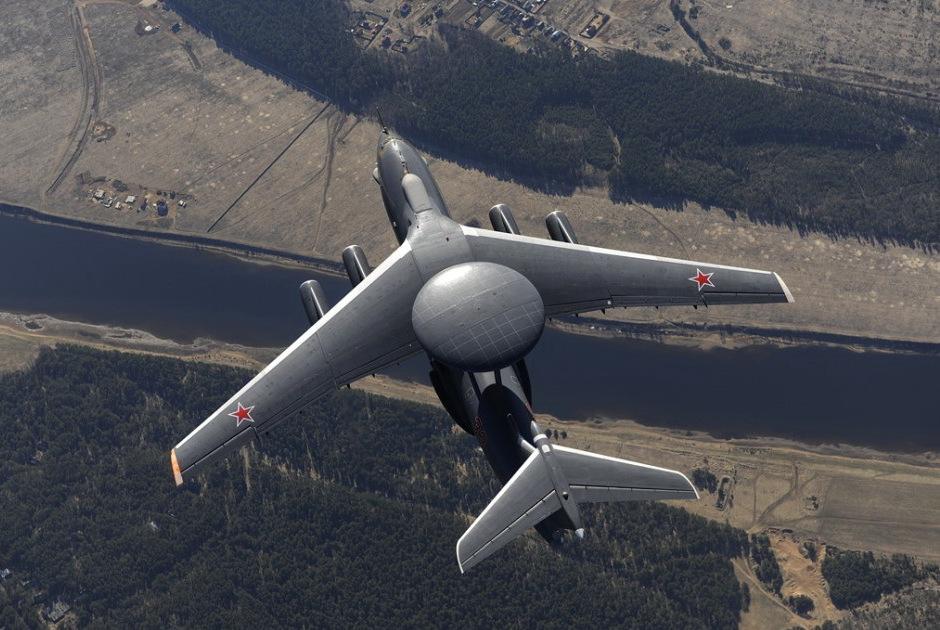 六架A50预警机到位,美军B52无法靠近俄领空,五角大楼无奈