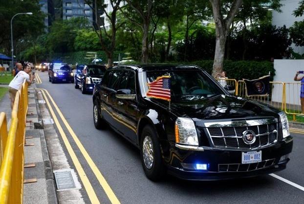 美国总统卸任后,专属座驾全部被沉海销毁,这样做不浪费么?