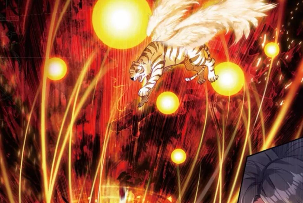 龙王传说:冰火魔虎也不过如此,舞长空已将其打败
