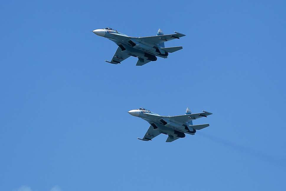 拉脱维亚称3架俄罗斯军机在其边界附近飞行