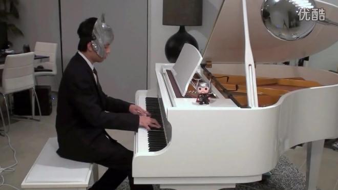 复仇者联盟The Avengers钢琴版