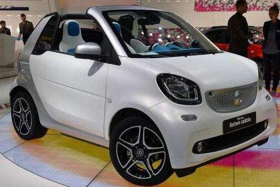 """吉利收购smart,比亚迪复活F0,微型小车将迎来""""第二春""""?"""