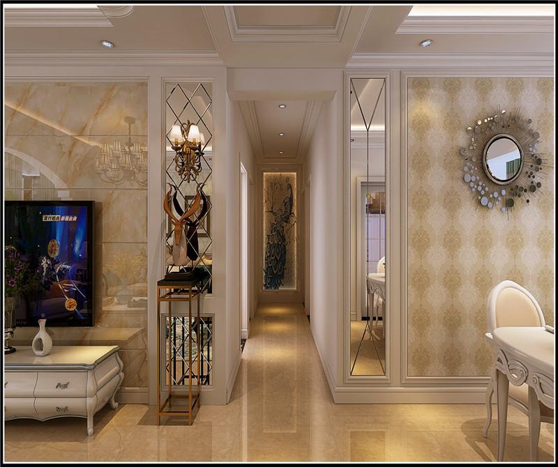 我家装修的125.83平米欧式风格,全包花了17万元,值不值?