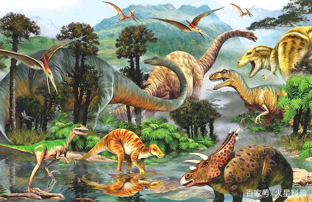 为什么称霸地球一亿多年的恐龙没有产生智慧?