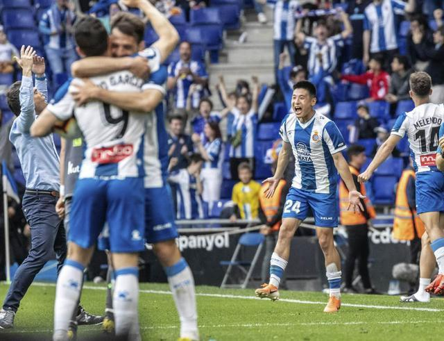 如何看待本赛季武磊在西班牙人的表现