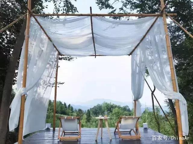 四川网红民宿推荐,这5个民宿躺在床上就能看到雪山 推荐 第13张