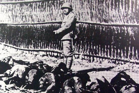 此人一天干掉20万日本人,被要求道歉时,说:想到南京绝不后悔