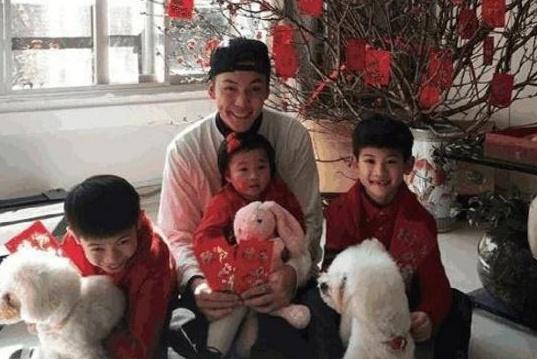 一起看陈伟霆的豪宅:装修普通接地气,一家人生活却很幸福