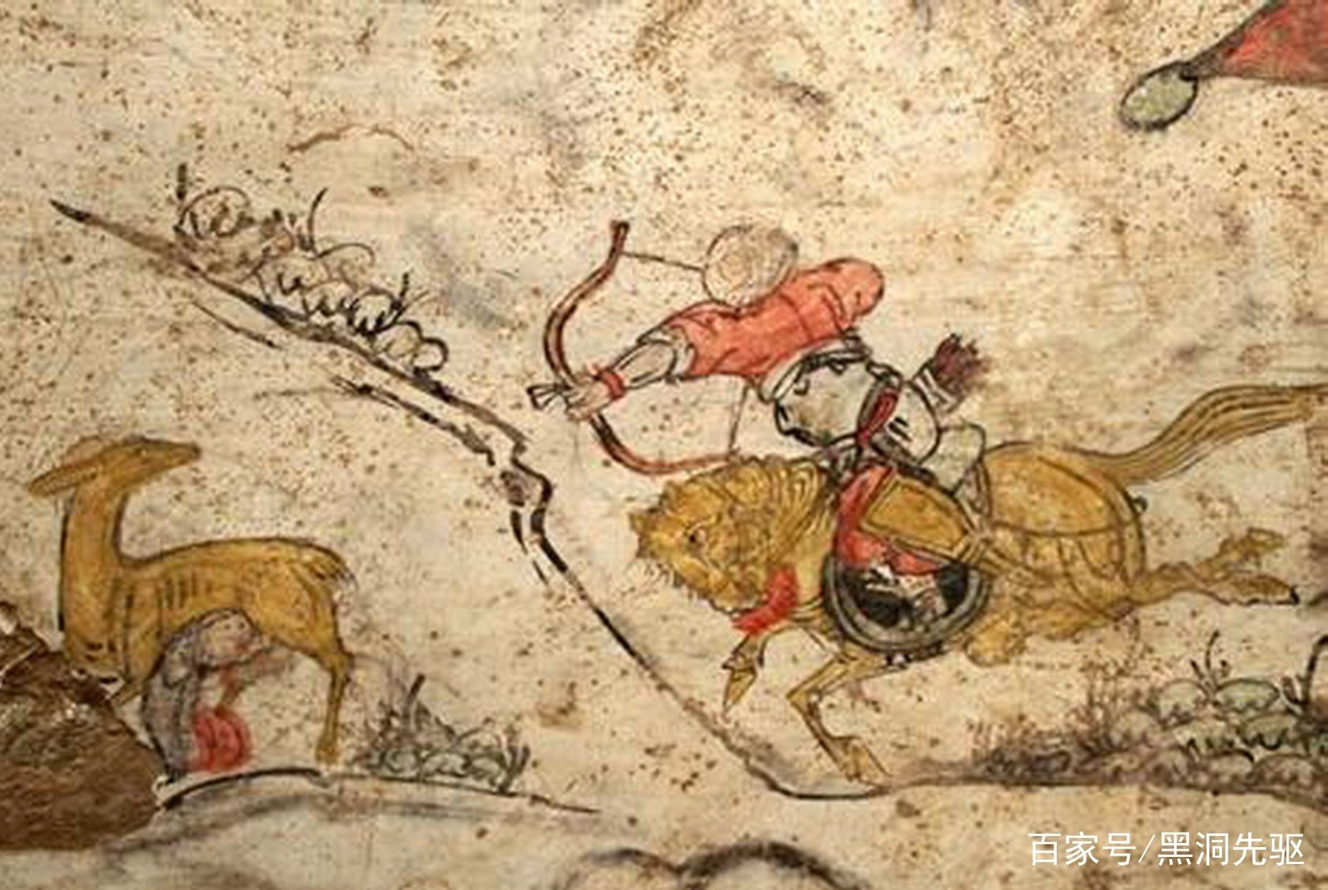 古老洞穴壁画中出现现代交通工具,真的有人穿越回去了?