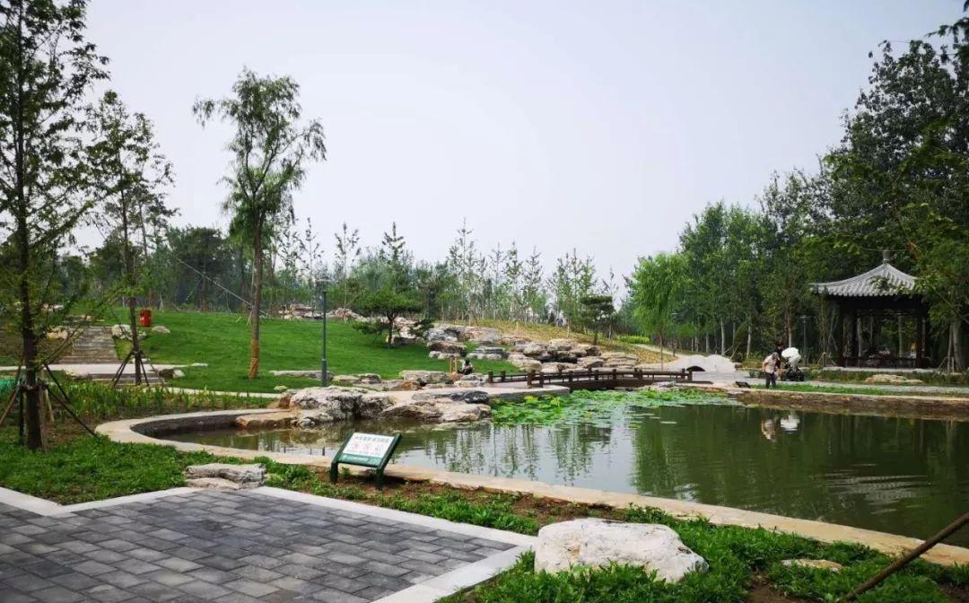 圆明园清华园旁,北京海淀又建一