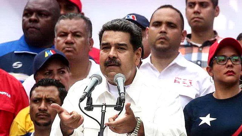 瓜伊多这次逃不掉了?委内瑞拉打赢电力战,要向两个大国求援查证