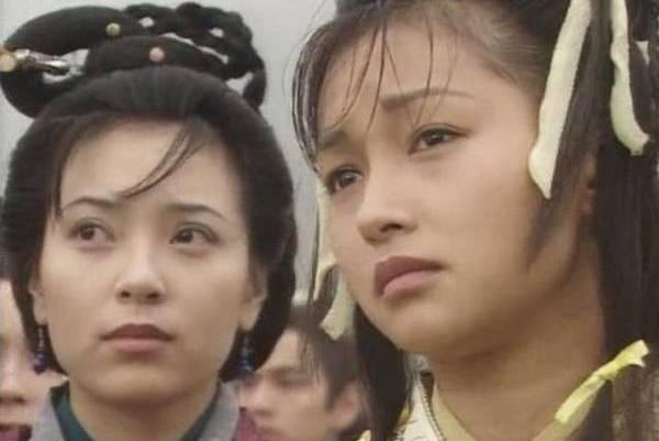 金庸小说中十二位最受欢迎美女角色(中),今天说第8名到第5名