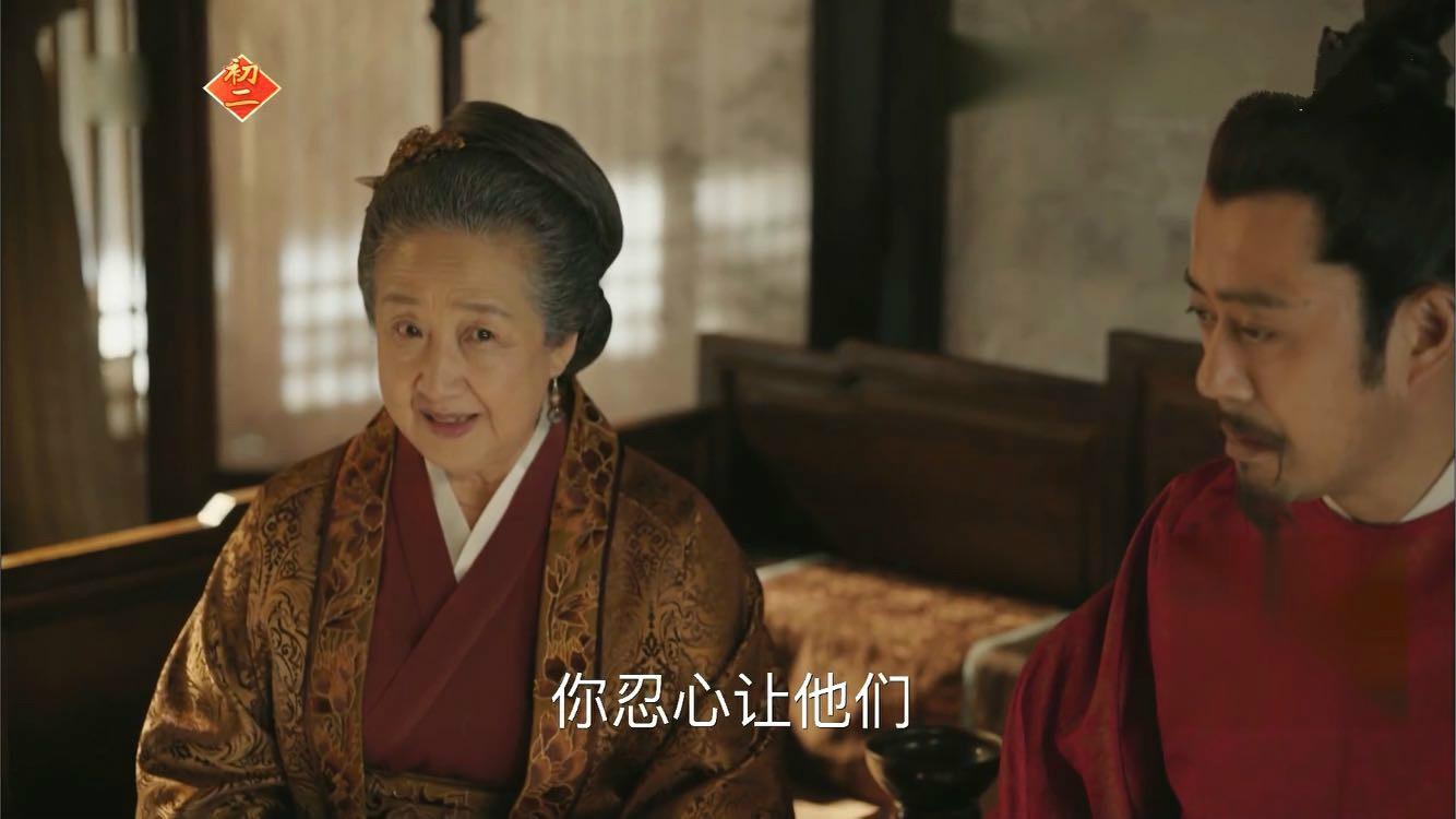 《知否》王老太太到《逆流而上的你》变慈祥姥姥,康姨妈变女强人