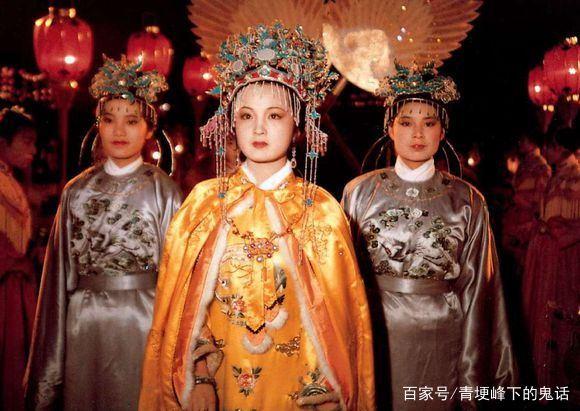 87版红楼梦元春省亲剧照,最后一张,作为资深红迷我第