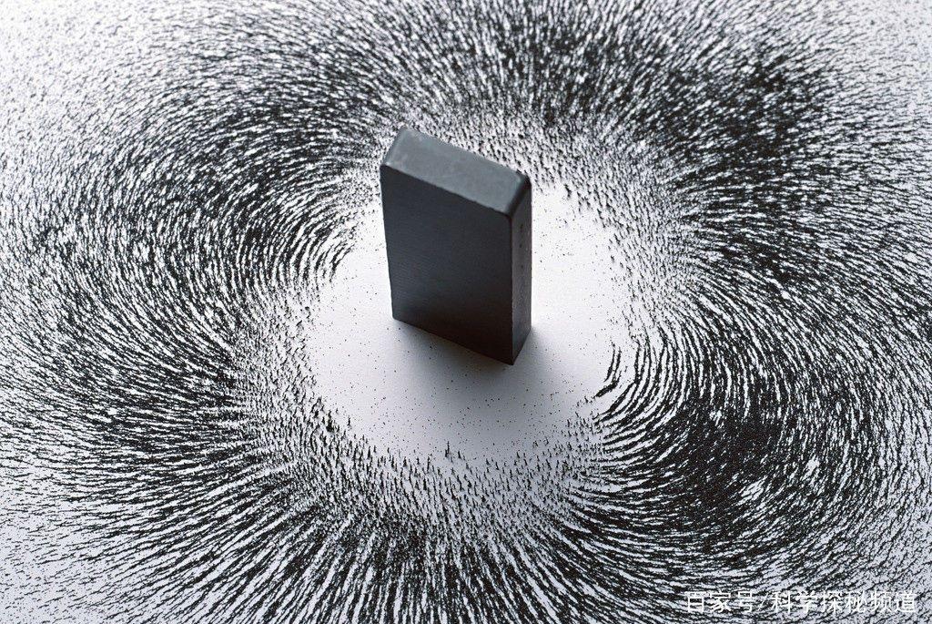 两块磁铁之间的磁力靠什么粒子传递?