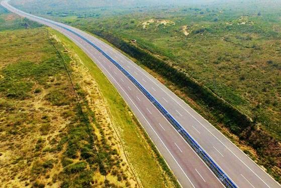 中国4.2万平方公里沙漠将消失,80%已被绿化,即将成为绿洲