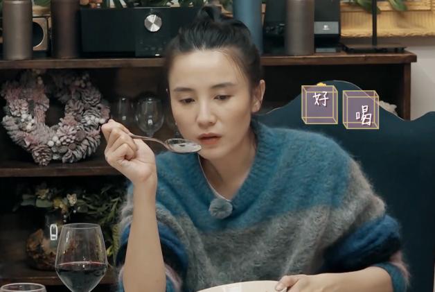 小宋佳为减肥晚餐只喝汤,欧阳娜娜更拼,比小宋佳吃的还少