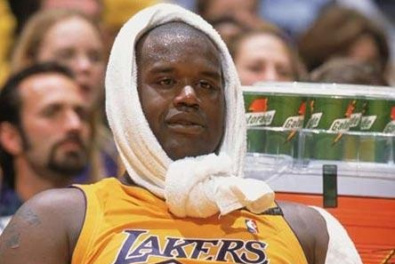 NBA史上最胖的5位球员:3人体重超300斤,榜首比奥尼尔还重30磅!