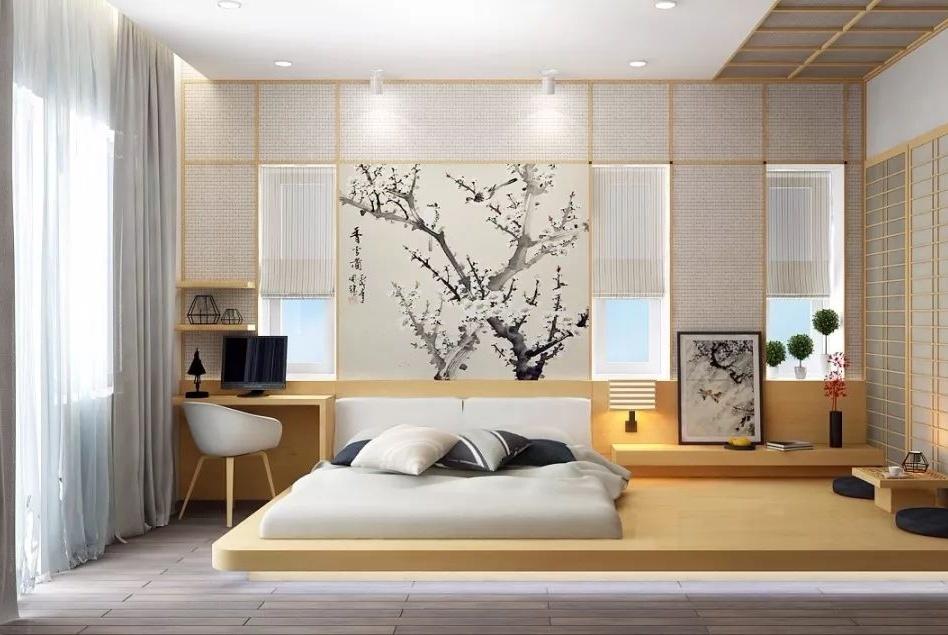 小户型别只装榻榻米了,现在流行这种床,实用又省空间,非常大气
