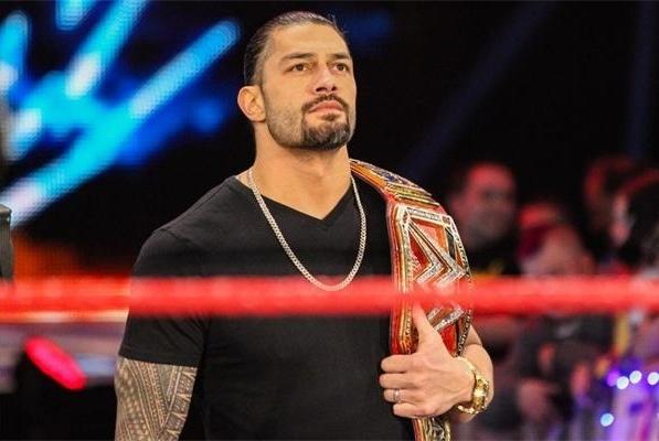 罗曼雷恩斯回归WWE!病情有所缓解,还需继续治疗