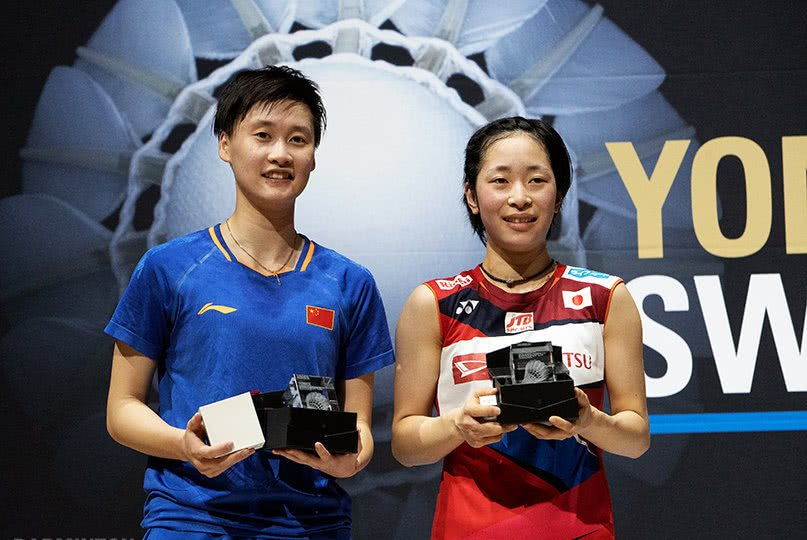 陈雨菲背靠背夺2冠,女单久违高光时刻,上次是3年前何冰娇