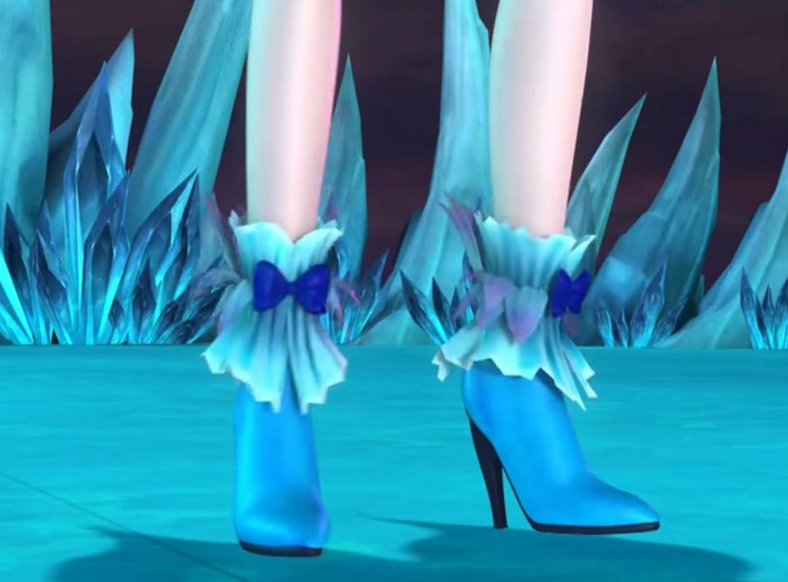 叶罗丽:仅看鞋子的话,你能猜出几个角色?猜出3个以上图片