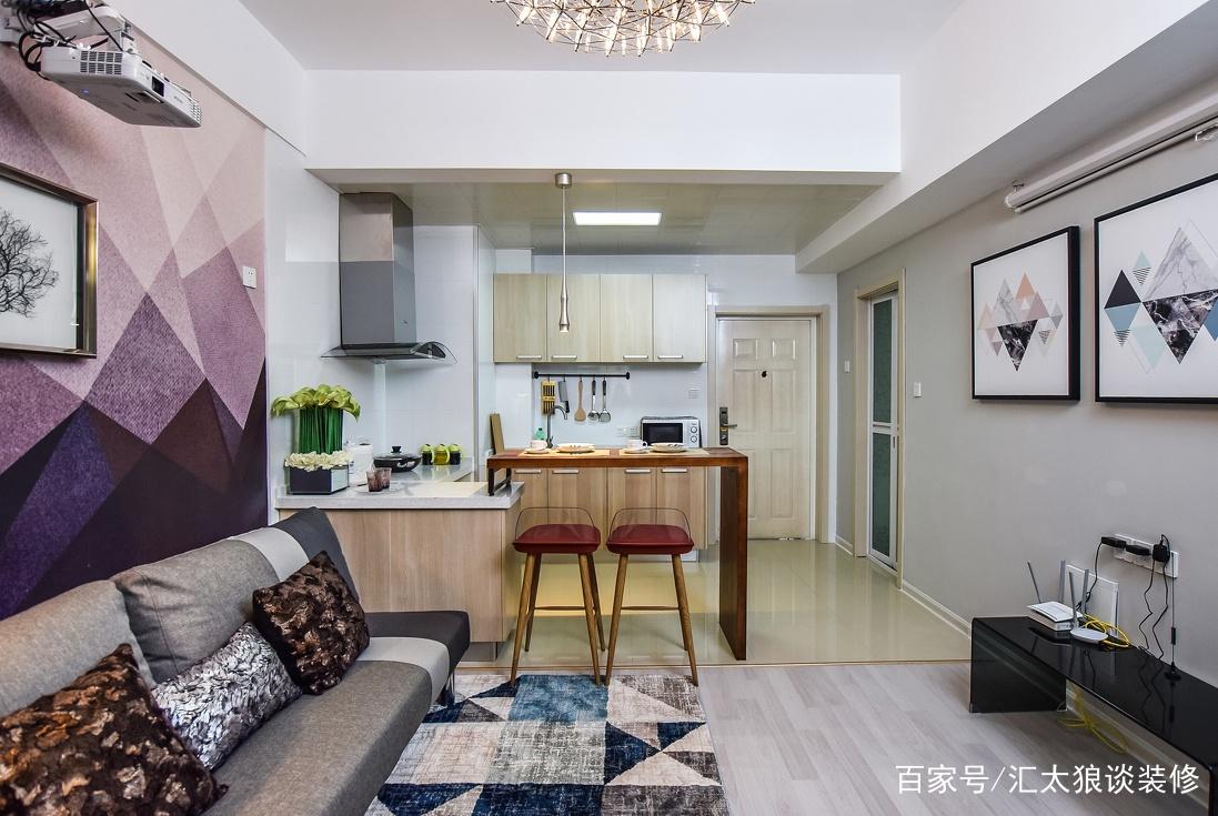 女学霸仅用3万元,就打造出一个时尚又质感的家,真漂亮!好喜欢