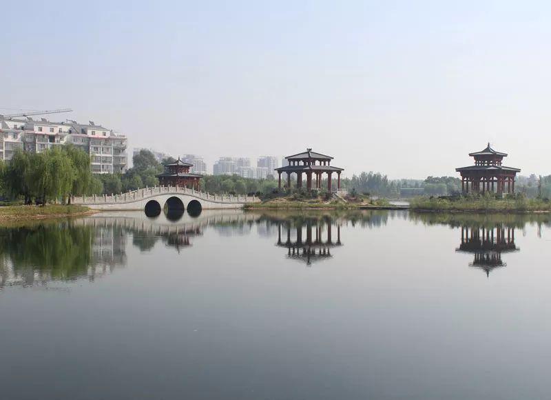 三台湖 喜欢看风景 又钟爱历史文化与古典韵味 的邯郸朋友们, 别犹豫