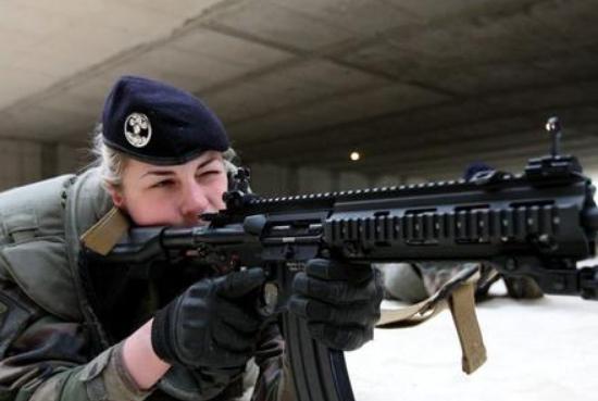 HK416突击步枪,综合性能到底如何,真的如此优秀?