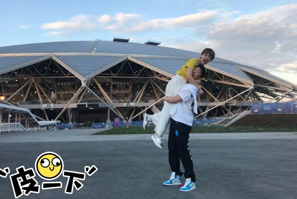 35岁刘翔晒照,官宣升级当爹?结婚两年多没怀孕,身家数亿不工作