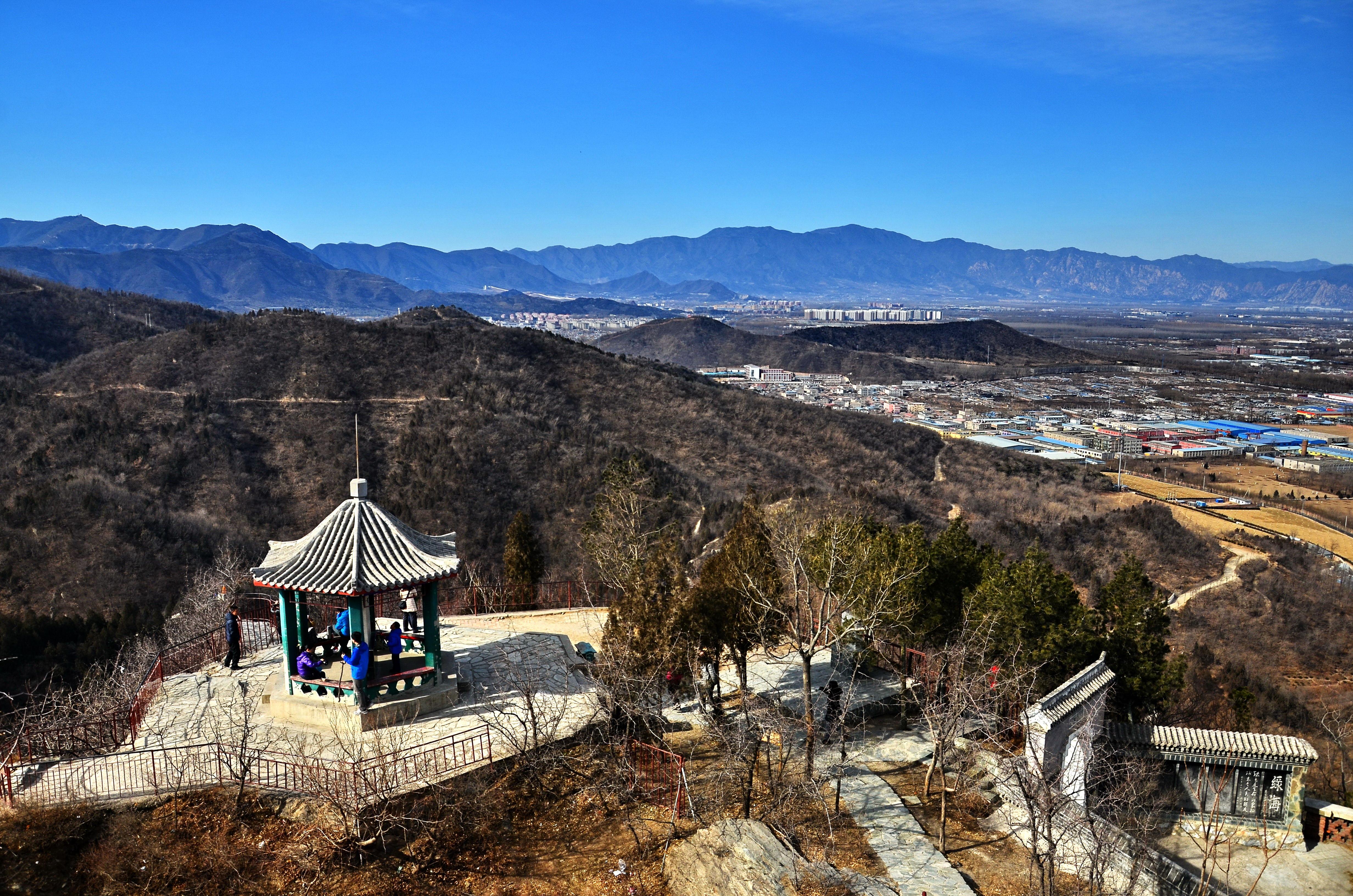 地�_北京3大最怡人踏青出游地,你去过几处?
