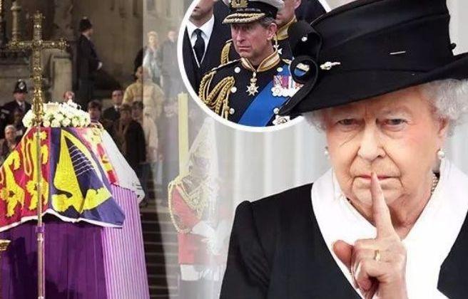 英国为什么每天都在排练女王驾崩的后事?揭秘女王后事各项细节!