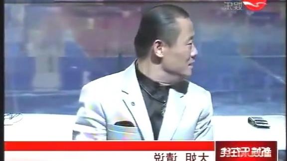 周立波公开嘲笑倪萍,看看倪萍现场是怎么收拾他的,大快人心