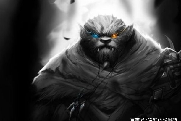 英雄联盟,什么英雄秒人最让你绝望,狮子狗上榜,却不是第一
