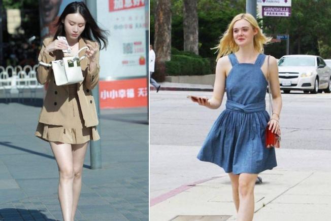 矮个子女生如何穿衣显高?记住这5个法则你就赢了!