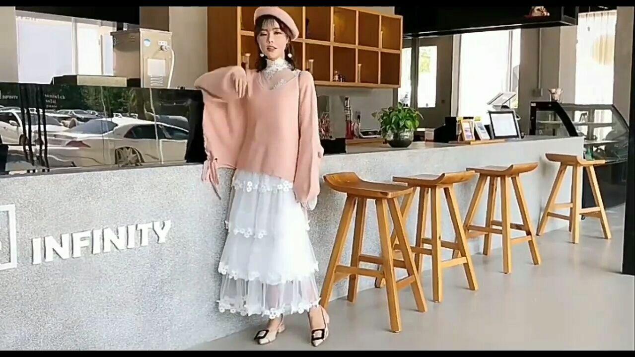 2019春季时尚流行搭配,确认过穿搭,你就是小仙女!
