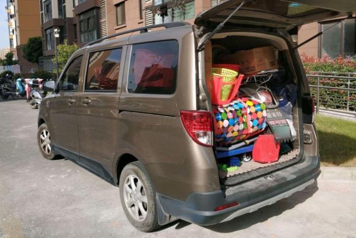 为何只有1.2L排量的面包车,开着却很有劲?看后才知道啥叫良心车