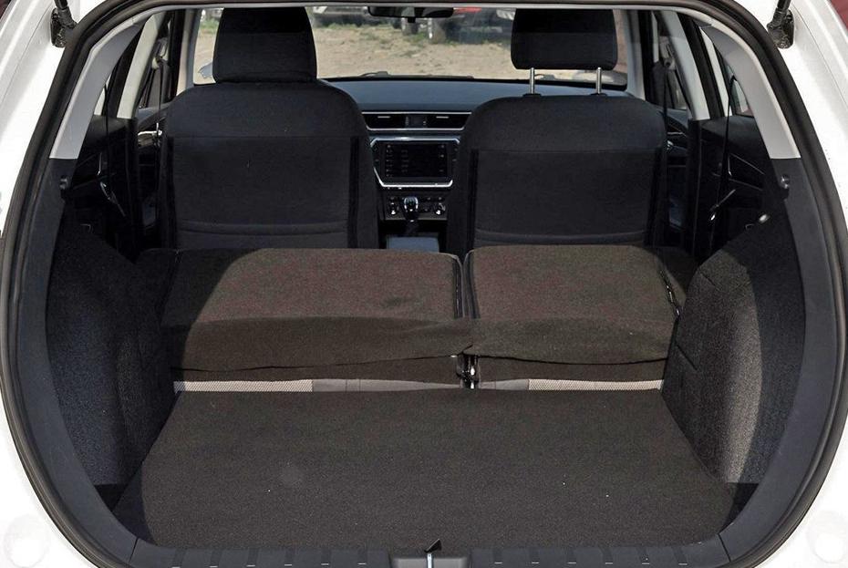 与大众是血亲的SUV,空间堪比MPV,油耗5升才卖6.89万