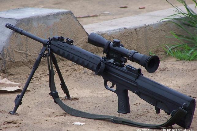 国产88式狙击步枪,综合性能如何,该如何定位呢?