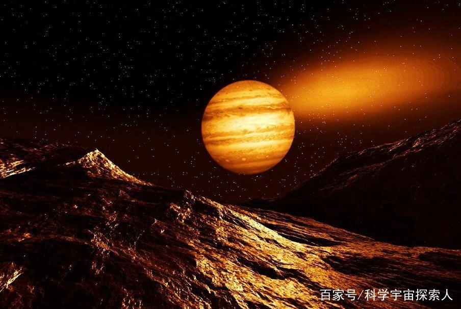 木星表面由气体构成,如果把它们全部吹散,会发生什么有趣的事?