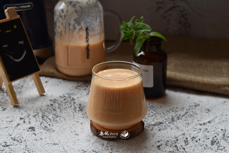 5分钟自制这杯奶昔,每天早餐一杯,清肠促消化,皮肤白皙水嫩嫩