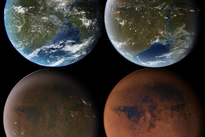 火星发现鹅卵石意味着什么?远古火星是一个宜居星球吗?