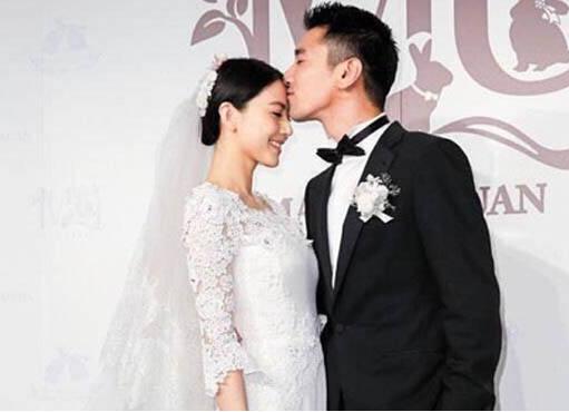 高圆圆赵又廷,赵又廷和高圆圆在婚礼上的这甜蜜一吻,和其他人不同