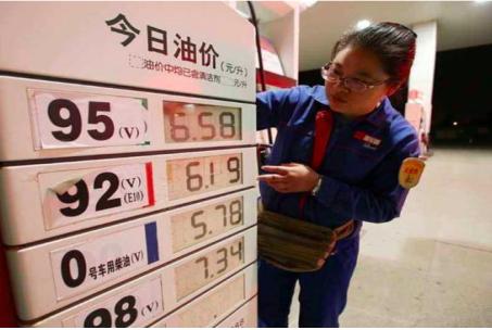油价最新消息:国际油价震荡,2月13日汽柴油新行情