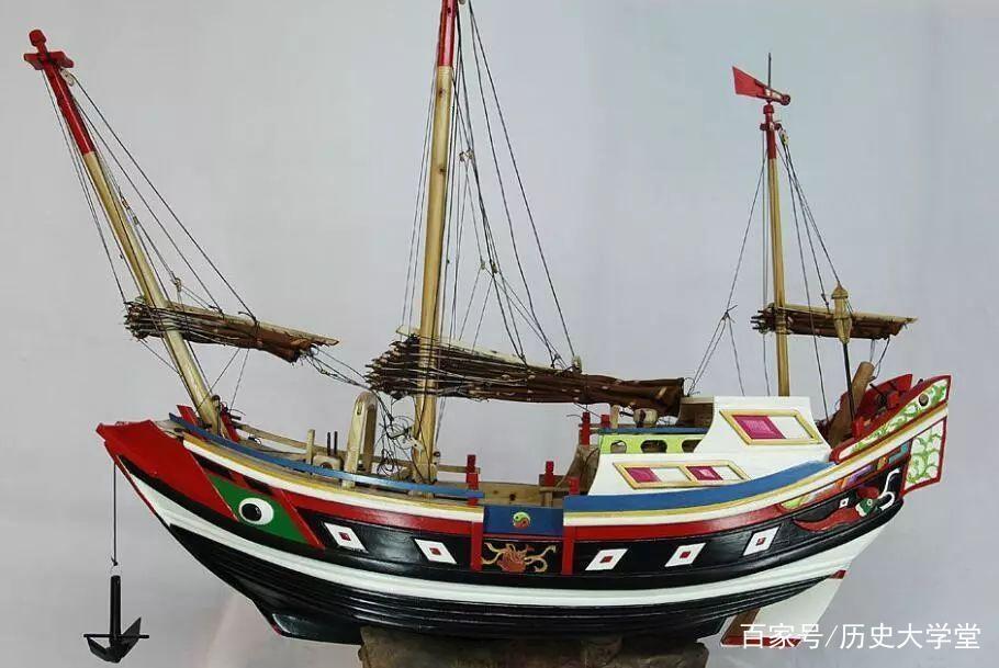 集合众多黑科技的中国四大古船,有些技术至今仍被应用于船舶