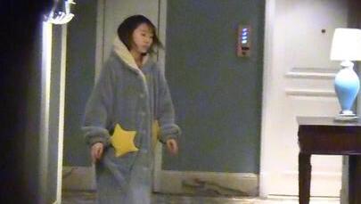 第三弹视频来了!毕滢穿睡衣在张丹峰房间呆足7小时宛如女主人