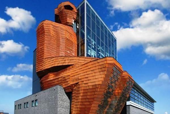 世界上唯一的人体博物馆,里面结构是人体构造,你想去看看吗?