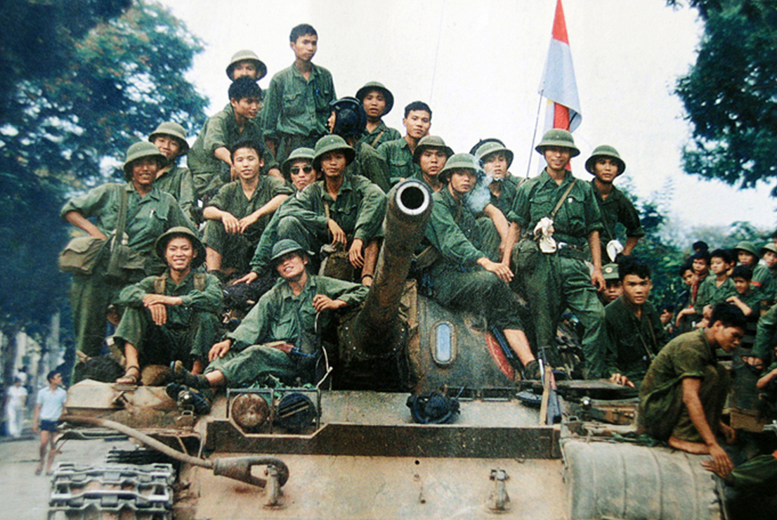 北越发动三大战役,前两次惨败,第三次彻底打败南越