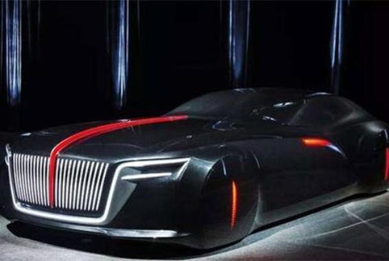 永不放弃,又一国产豪华高端轿车来袭,车身超5.6米,对标幻影