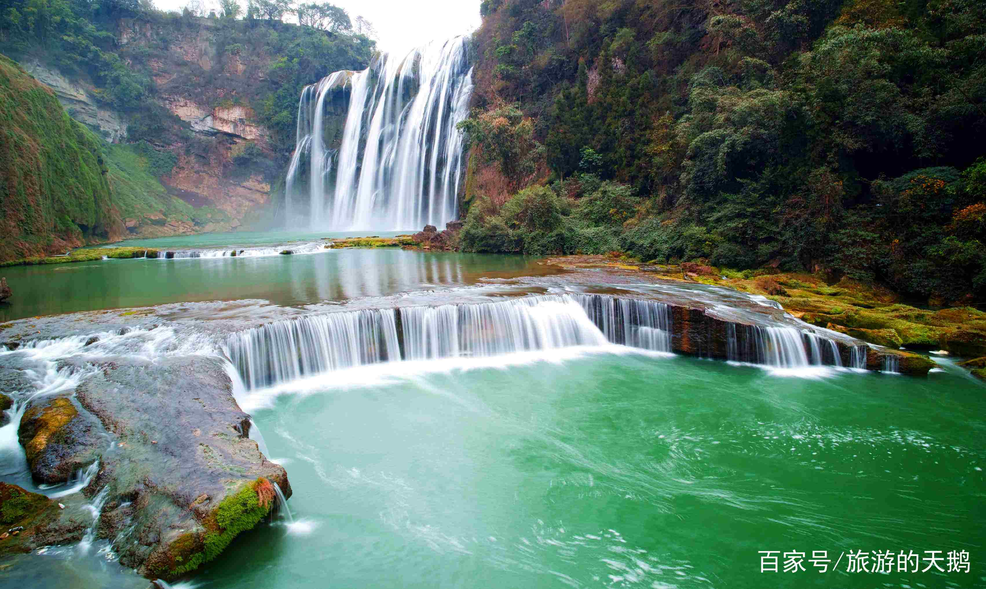 贵州5a级的5大景区,黄果树瀑布上榜,你去过哪个?